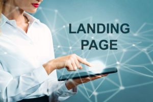 Denver SEO company landing page specialist